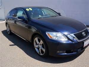 used lexus gs 350 california mitula cars