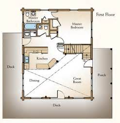 small house plans with loft bedroom a small log home floor plan the augusta 171 real log style