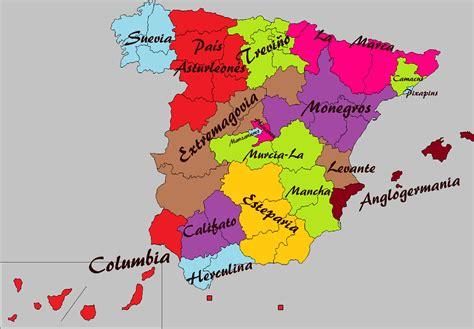 espaa para sus soberanos 191 c 243 mo ser 237 a espa 241 a si sus 17 comunidades aut 243 nomas tuvieran la misma poblaci 243 n fronteras