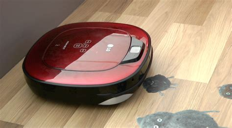 cleaner robot so smart it introduces itself samsung electronics official blog samsung lg s hom bot breaks the mould for robot vacuum cleaners