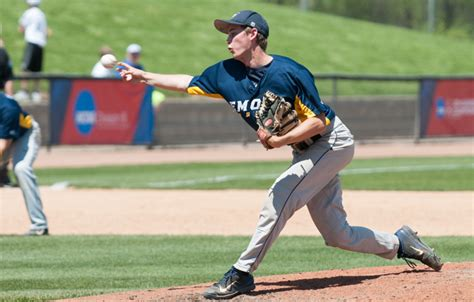 William Muth Resume by Baseball Goes 2 1 On Homestand The Emory Wheel
