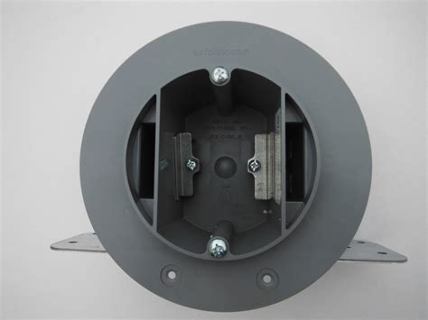 fan rated outlet box airfoil fan rated round outlet box the small planet