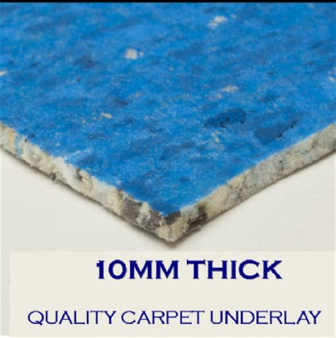 Which Carpet Underlay - carpet underlay 10mm