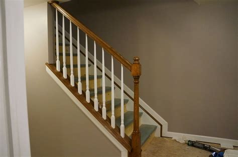 stair banisters and railings ideas stair railing ideas contemporary invisibleinkradio home