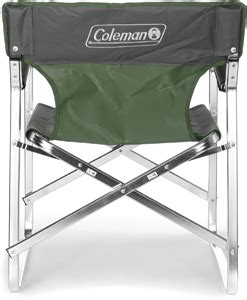 coleman stuhl coleman deck chair olive green