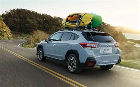 subaru crosstrek wallpaper 2019 subaru crosstrek on road hd 4k wallpaper