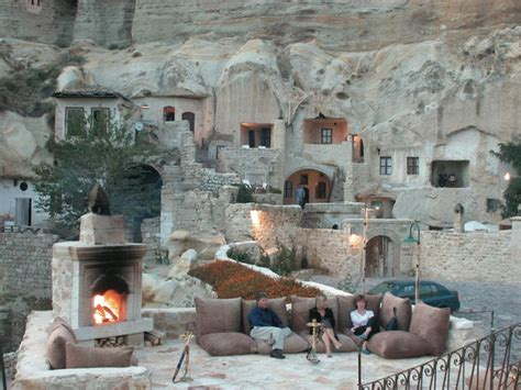 cave houses bridges between pre history and the present