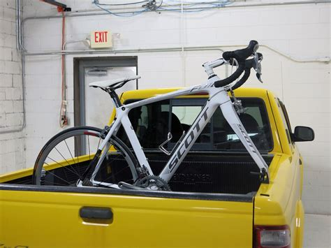 yakima truck bed bike rack yakima bedhead single bike truck bed mounted rack cl