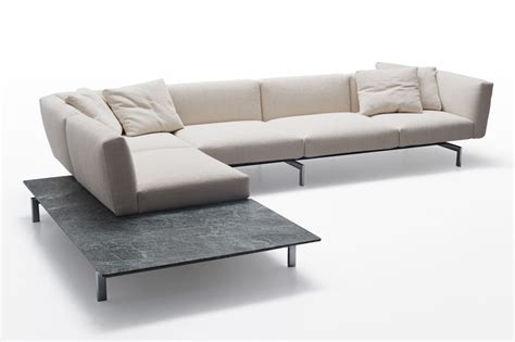 piero lissoni sofa piero lissoni s avio sofa component system for knoll is