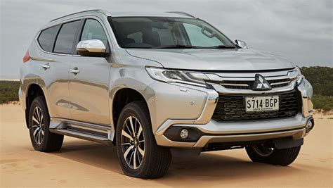 2016 mitsubishi pajero sport exceed review road test