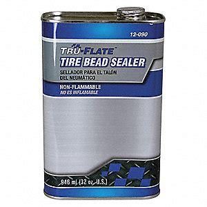 tire bead seal tru flate tire bead sealer 1 qt 1ekx3 12 090 grainger