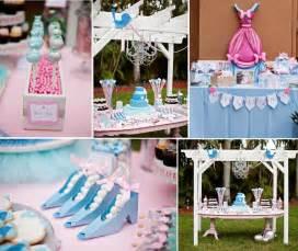 prinzessin dekoration birthday themes
