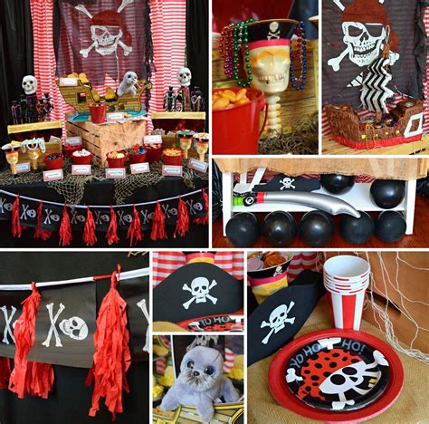 Decoration Theme Pirate by Pirate Ideas Ideas At Birthday In A Box
