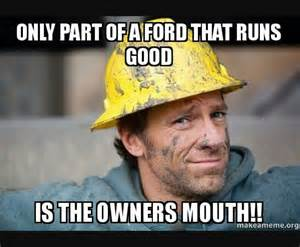Ford Owner Memes 34 Best Images About Chevy Ford Memes On Cars