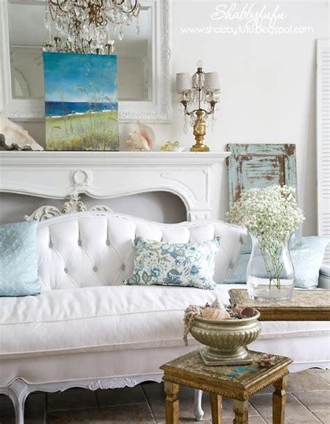cottage chic shabby chic decor ideas for your cottage