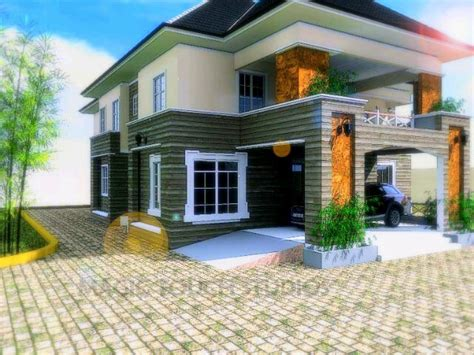 4 Bedroom Duplex Designs Architectural Designs For Nairalanders Who Want To Build Properties 10 Nigeria