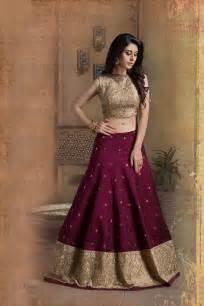 Picture of Beige & wine color designer lehenga choli   Indian   Pinterest   Lehenga choli, Beige