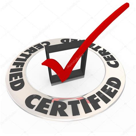 how to certify a service how to type service symbol