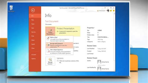 pattern password disable file how to remove password protection from a powerpoint 2013