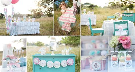 themes for little girl parties little lamb vintage girls birthday party itsy belleitsy