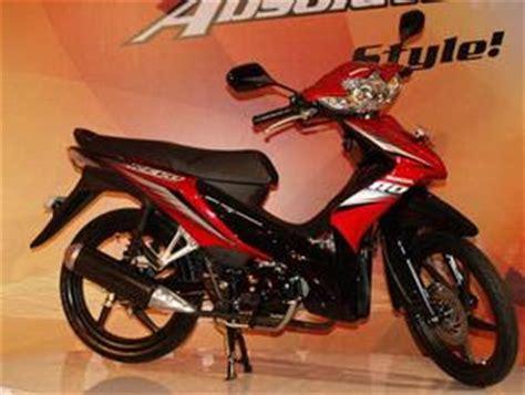 Sparepart Honda Revo Absolute spesifikasi honda absolute revo 110 cc modifikasi dan
