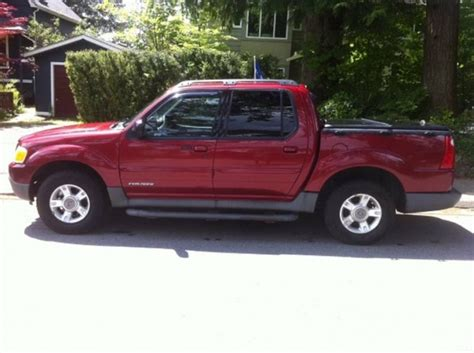 ford explorer truck 2001 ford explorer sport trac truck for sale in