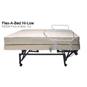flex a bed amazon com flex a bed hi low queen 60 x 80 home kitchen
