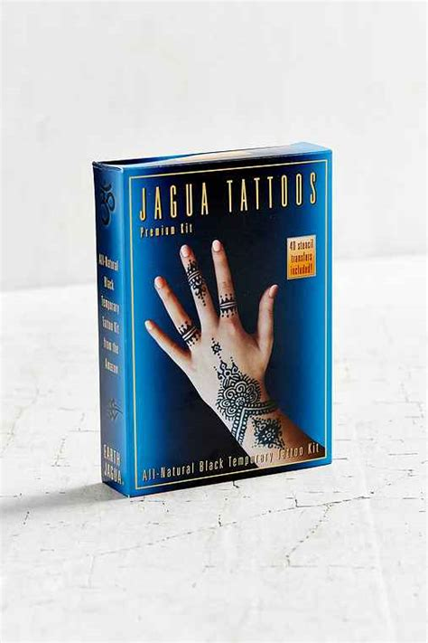 henna tattoo urban outfitters jagua temporary kit outfitters