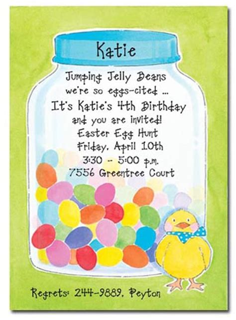 Easter Wording  Ee  Ideas Ee   And Sample Text Polka Dot Design