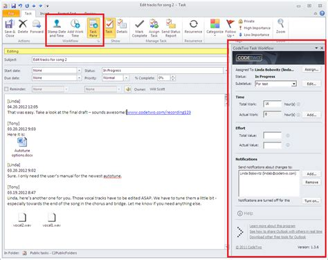using outlook tasks for workflow codetwo task workflow free task and project manager for