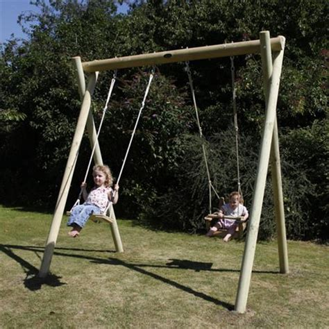 double garden swing pallet wood a new trend for furniture pallets designs