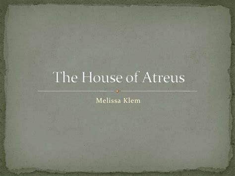 house of atreus the house of atreus