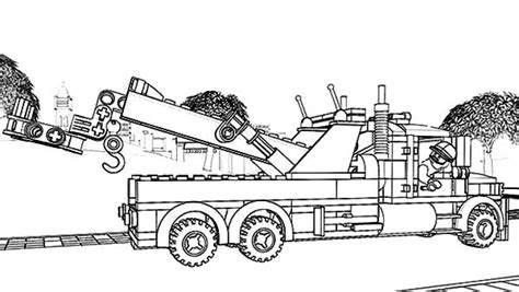 car transporter coloring page car transporter lego police truck coloring pages car