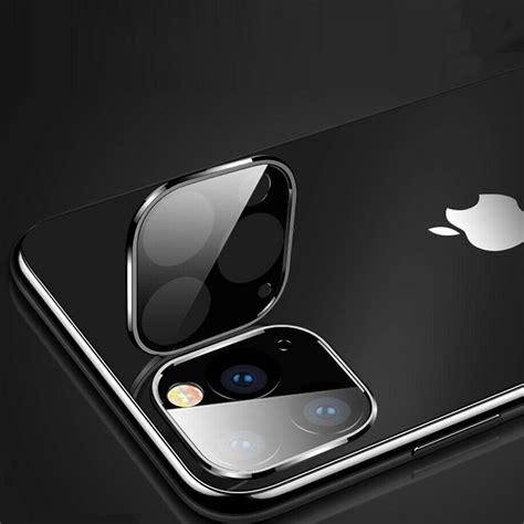 iphone  pro max  mini metal tempered glass camera