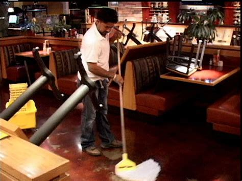 Restaurant Cleaner by Edmonton Ab Sbs Restaurant Cleaning Professionals