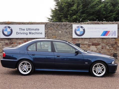 used 2003 bmw e39 5 series 96 04 530i aegean edition for sale in scotland pistonheads