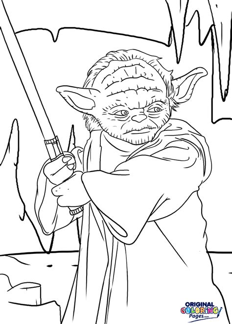 yoda pictures to color printable coloring pages of yoda yoda star wars drawing coloring pages
