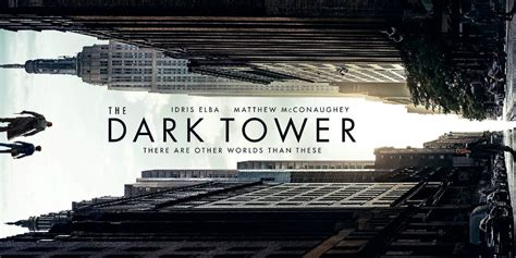 Dark Posters by First Poster For The Dark Tower There Are Other Worlds
