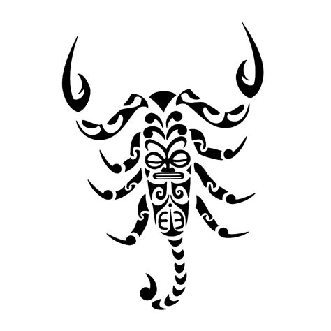 scorpio tribal tattoos scorpio tattoos designs ideas and meaning tattoos for you