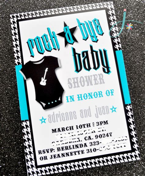 Rock A Bye Baby Baby Shower Theme by Rock A Bye Baby Shower Project Nursery