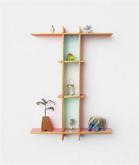 letter shelf cool letter shaped shelves hative