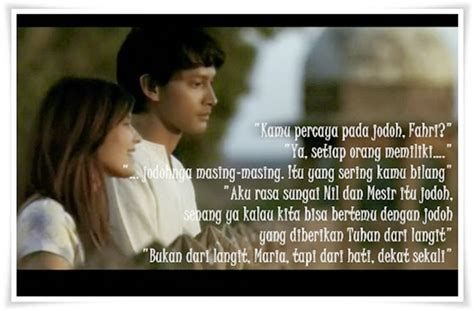 kumpulan quotes kata mutiara  film indonesia