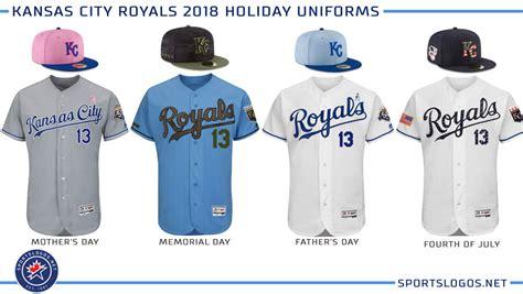 kansas city royals fan 2018 kansas city royals 2018 uniforms chris creamer s