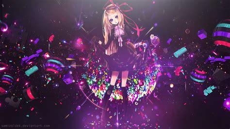 purple anime wallpaper anime wallpaper by samizoldek on deviantart