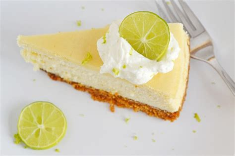 Lime Cheese Slice 16 forget the diet desserts