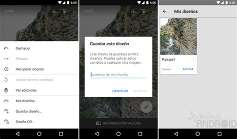tutorial snapseed android snapseed 2 16 para android ahora con tutoriales