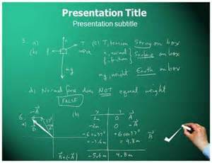 physics powerpoint templates physics powerpoint template free teaching powerpoint