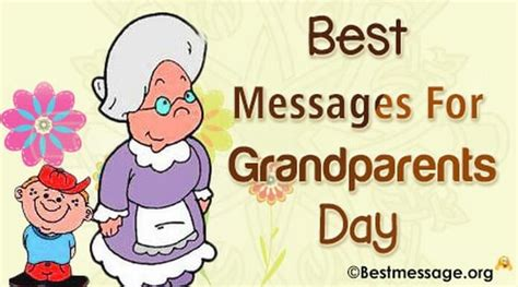 best message for day grandparents day message best grandparents day wishes quotes