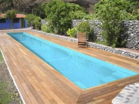 how to build a lap pool inground one piece swimming pool in fiberglass lap pool