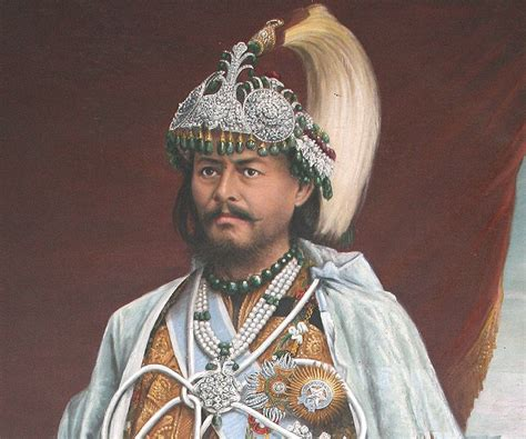 biography of famous person in nepal jung bahadur rana biography childhood life achievements